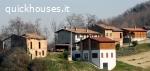 :Antico Borgo in vendita con rustici adibito a B&B e terreno