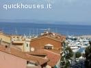 Appartamento con balcone vista mare a Porto S. Stefano
