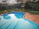Rapallo, in contesto residenziale , bilocale arredato